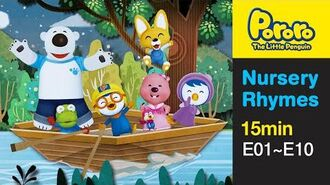Pororo Nursery Rhymes Full Episodes E01-E10 (1 3)