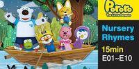 Pororo Nursery Rhymes Full Episodes 1 to 10