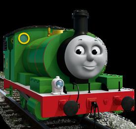 CGI Percy