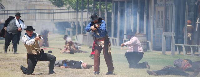 File:Boot-Hill-Museum-Gunfight-Reinactment.jpg
