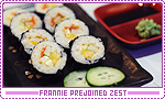 Frannie-zest b