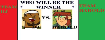 Final 2 DJ VS HAROLD