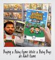 Reparaz baby game