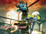 Resident Smurf 5