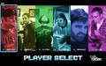 Playerselect