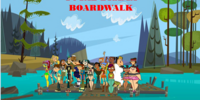 Total Drama Boardwalk