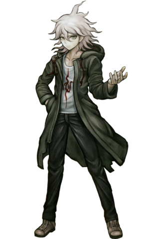 File:Nagito Komaeda Official art from the DR Reload book..png