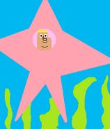 Owen as starfish
