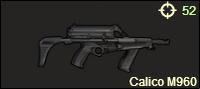 Calico M960 New
