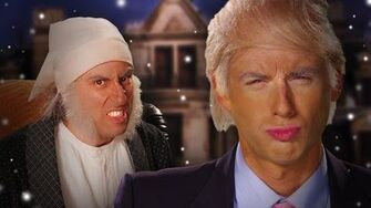 Donald Trump vs Ebenezer Scrooge. Epic Rap Battles of History Season 3