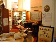 Bramah Tea and Coffee Museum October 2007