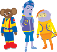 Team umizoomi 2 characters by chameleoncove-d7dxn20