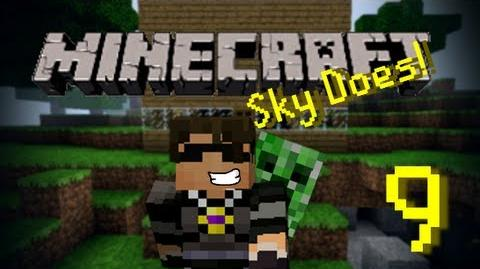 Sky Does Minecraft Episode 9 The Search for Iron