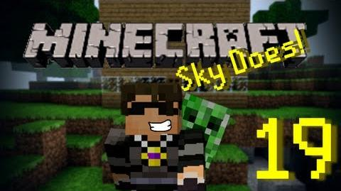 Sky Does Minecraft Episode 19 Sky Does Lagcraft Ft