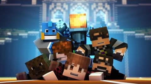 Minecraft Animation Enter, Team Crafted