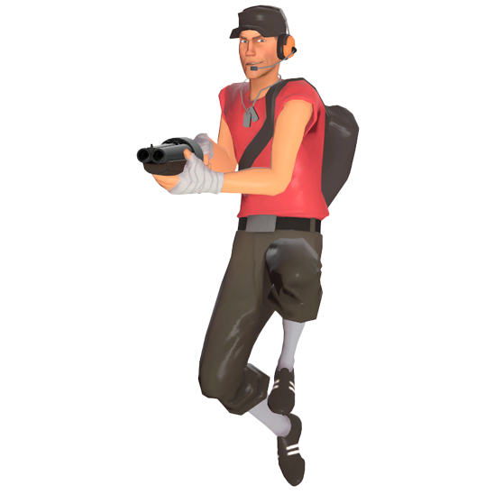 how to hit more shots as scout in tf2