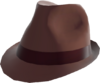 Fancy Fedora RED TF2