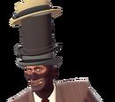 Towering Pillar of Hats