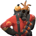 Pyro with the Respectless Rubber Glove TF2.png