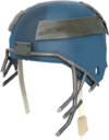 Helmet Without a Home BLU TF2