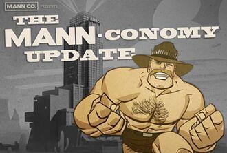 Mann-Conomy Update logo TF2