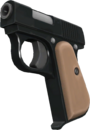 Pretty Boy's Pocket Pistol item icon TF2