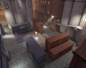 Granary the central point in CP TF2