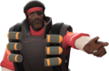 Demoman with the Demoman's Fro TF2.png