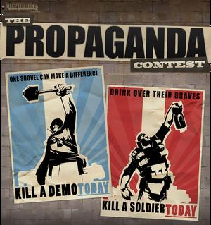 Propaganda Contest title card TF2