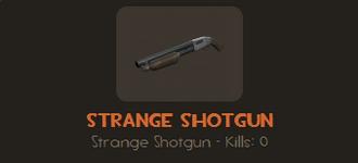 Shotgun strange info TF2
