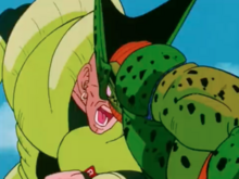 Cell and 16 butt heads