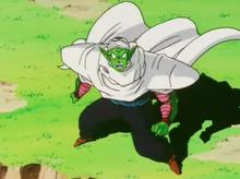 Piccolo spots the androids