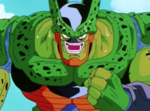 Cell's pitch to Vegeta