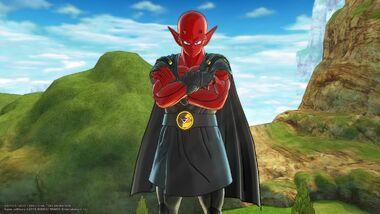 Edgelord Xenoverse 2