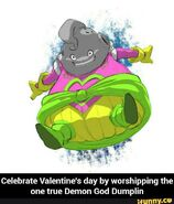 Dumplin Valentines Day