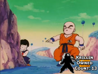 Krillin Owned 14