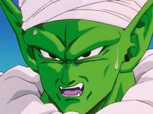 Piccolo reacts to Vegeta