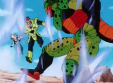 Cell stops 16 and 18 from escaping