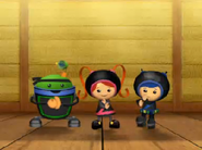 Ninja team umizoomi