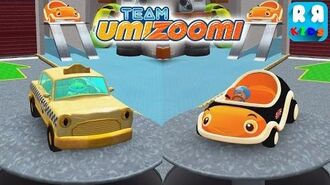 Team Umizoomi Math Racer - Best Apps for Kids Geo With Ninja Car vs Bot with Taxi Car