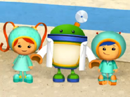 Doctor Bot and Nurses Milli and Geo