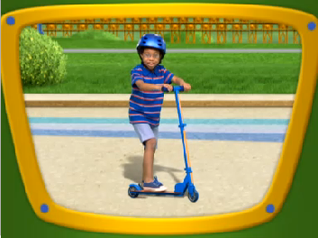 File:Mike and his scooter.png