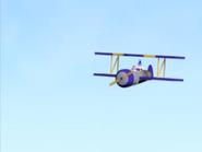 Trouble plane