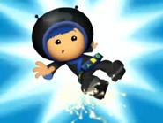 Geo ninja style