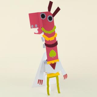 The Horse Mummer