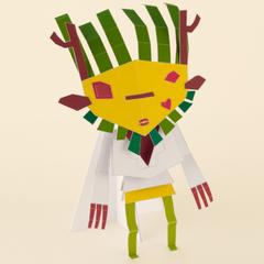 The Wood Spirit Mummer