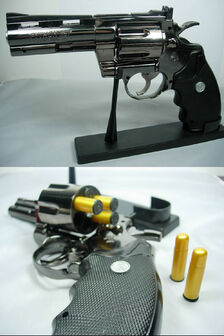 Piezo-pistol
