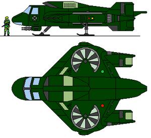 Skyhopper-aerodyne
