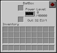 BatBox GUI