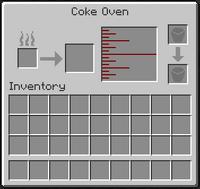 Coke Oven GUI Empty